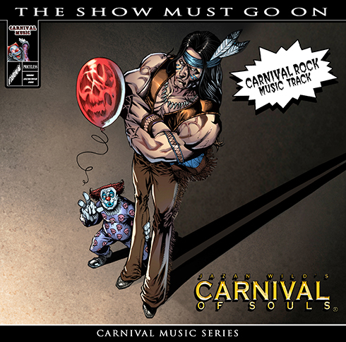 Carnival Of Souls (Music and Movie Series)