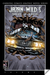Funhouse of Horrors Graphic Novel