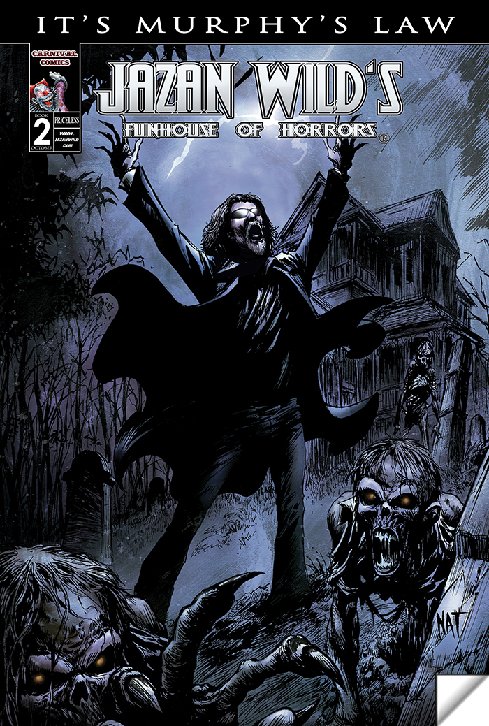 Funhouse Of Horrors Book 2 (Murphy's Law)